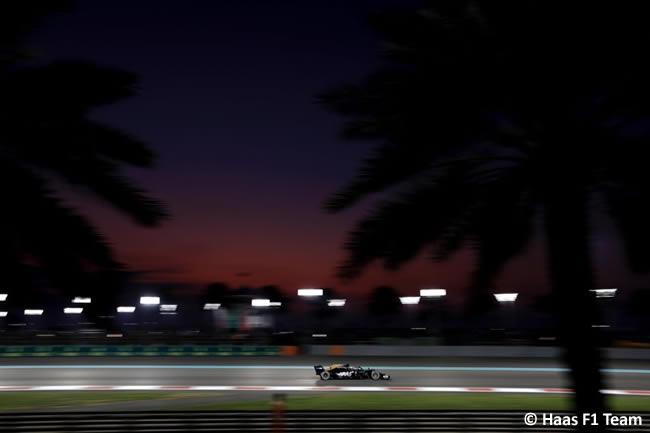 Haas - Resultados - GP Abu Dhabi 2019