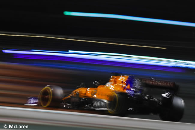Lando Norris - McLaren - Resultados - GP Abu Dhabi 2019
