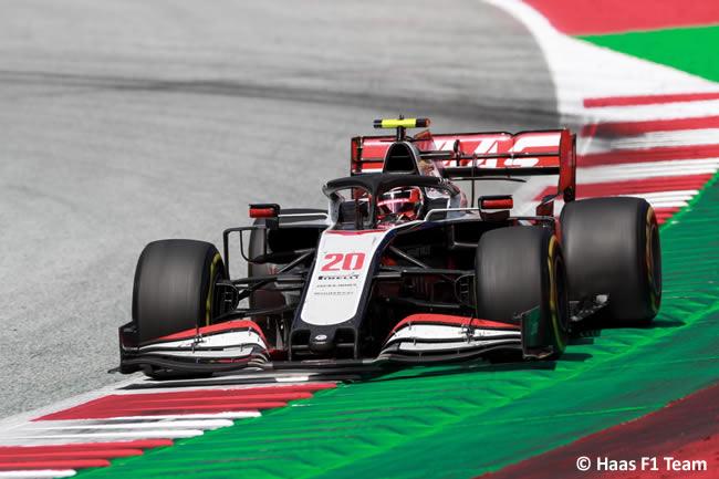 Kevin Magnussen - Haas - Carrera - GP de Estiria 2020