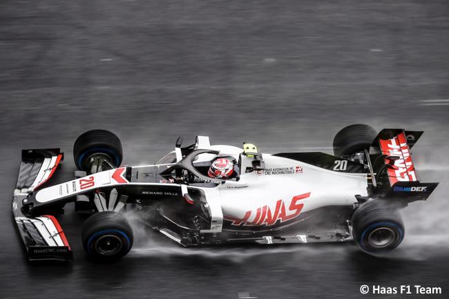 Kevin Magnussen - Haas - Clasificación - GP de Estiria 2020