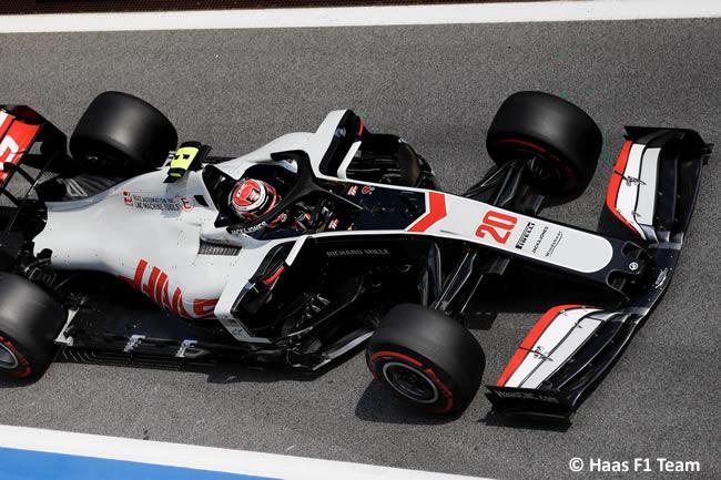 Kevin Magnussen - Haas- Entrenamientos Libres - GP de Estiria 2020