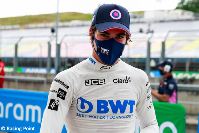 Lance Stroll Williams - Clasificación - GP de Hungría 2020