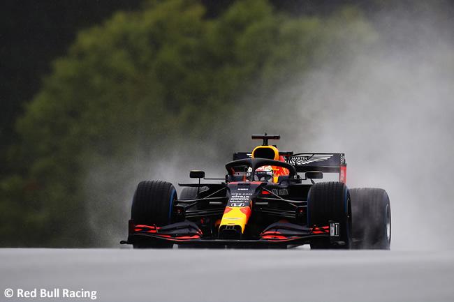 Max Verstappen - Red Bull - Clasificación - GP de Estiria 2020