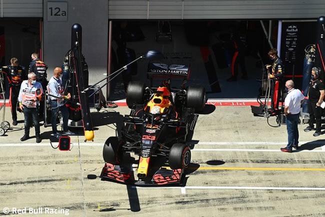 Max Verstappen - Red Bull - Entrenamientos Libres - GP de Estiria 2020