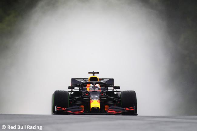 Max Verstappen - Red Bull - Entrenamientos Libres - GP de Hungría 2020