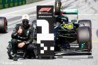 Valtteri Bottas - Mercedes - Clasificación - GP de Austria 2020