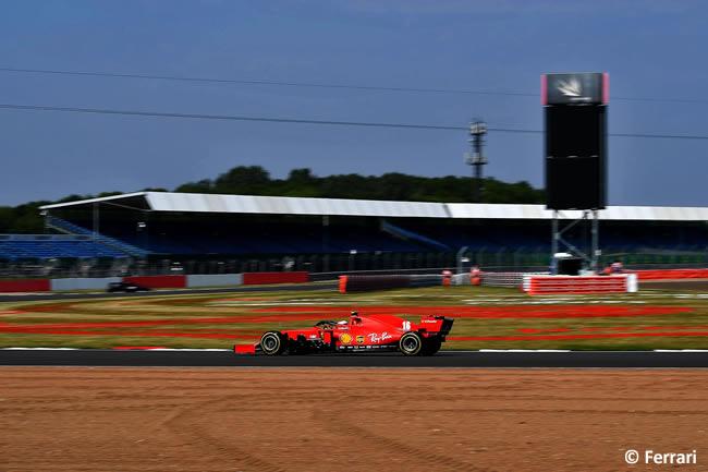 Charles Leclerc - Scuderia Ferrari - 70º GP Aniversario
