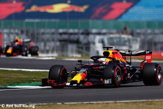 Max Verstappen - Red Bull - Clasificación - 70º GP Aniversario