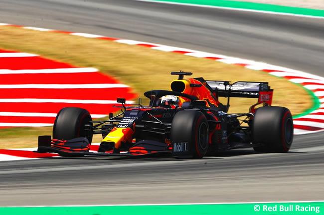 Max Verstappen - Red Bull - Clasificación - GP España