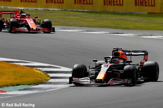 Max Verstappen - Red Bull - Carrera - GP de Gran Bretaña - Silverstone 2020