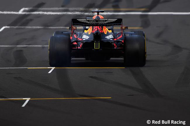 Max Verstappen - Red Bull - Clasificación - GP de Gran Bretaña - Silverstone 2020
