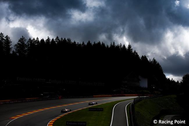 Racing Point - Clasificación - GP Bélgica 2020