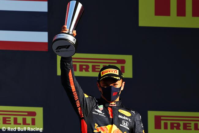 Alex Albon - Red Bull - Gran Premio Toscana - Mugello - 2020