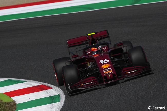 Charles Leclerc - Ferrari - Gran Premio Toscana - Mugello - 2020