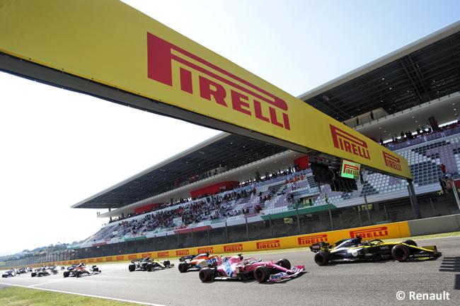 Daniel Ricciardo - Renault - Gran Premio Toscana - Mugello - 2020