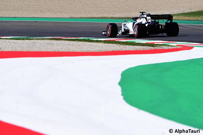 Daniil Kvyat - AlphaTauri - Gran Premio Toscana - Mugello - 2020