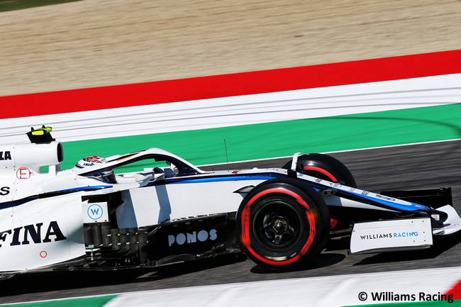 George Russell - Williams - Gran Premio Toscana - Mugello - 2020
