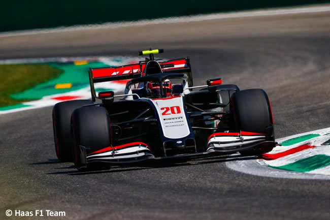 Kevin Magnussen - Haas - Clasificación - GP de Italia - Monza - 2020