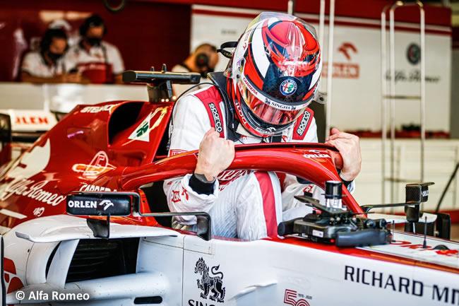 Kimi Raikkonen - Alfa Romeo - Clasificación - GP de Italia - Monza - 2020