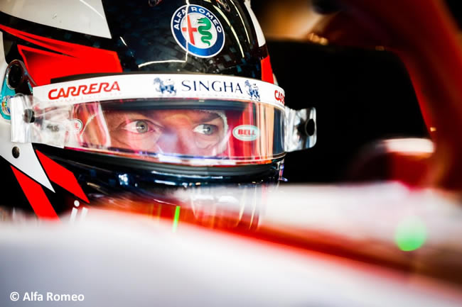 Kimi Raikkonen - Alfa Romeo - Gran Premio Toscana - Mugello - 2020