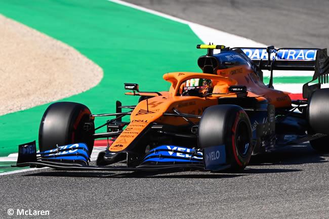 Lando Norris - McLaren - Gran Premio Toscana - Mugello - 2020