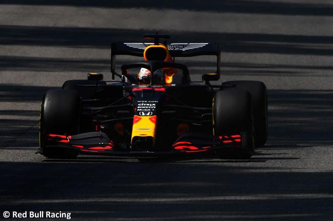 Max Verstappen - Red Bull - Clasificación - GP de Italia - Monza - 2020