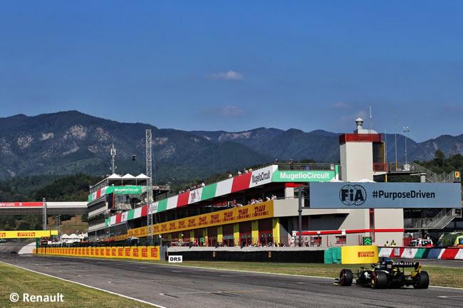 Renault - Gran Premio Toscana - Mugello - 2020