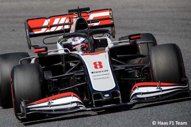 Romain Grosjean - Haas - Gran Premio Toscana - Mugello - 2020