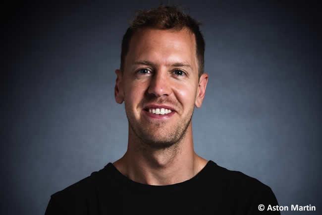Sebastian Vettel - Aston Martin - 2021