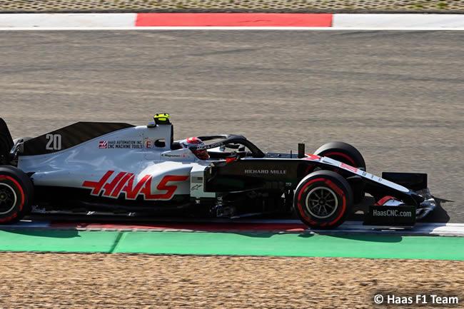 Kevin Magnussen - Haas - Clasificación - Gran Premio Portugal - Portimao - 2020
