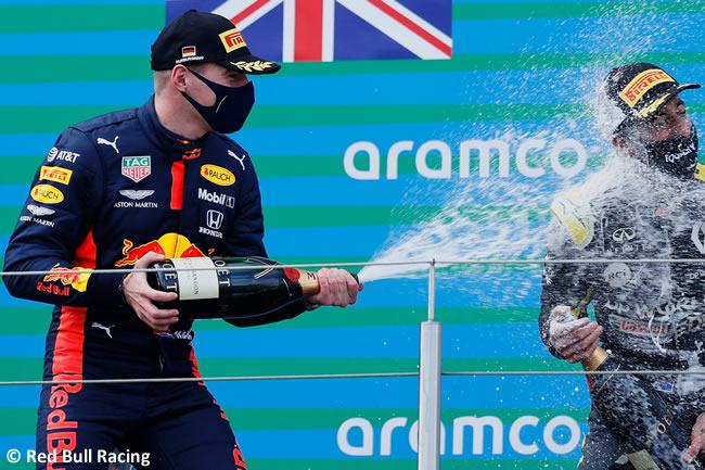 Max Verstappen - Red Bull - Carrera GP de Eifel - Nürburgring 2020