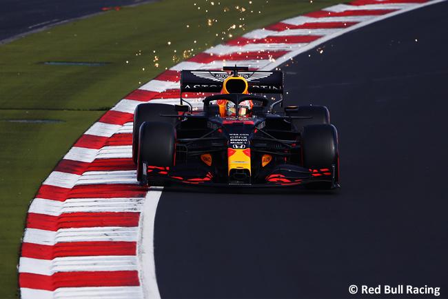 Max Verstappen - Red Bull Racing - Clasificación GP de Eifel - Nürburgring 2020