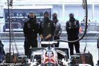 Mercedes - Entrenamientos GP de Eifel (Alemania) 2020