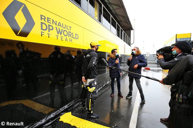 Renault - Entrenamientos GP de Eifel (Alemania) 2020