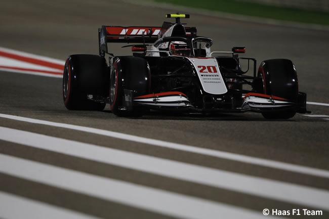 Kevin Magnussen - Haas - Clasificación - Gran Premio Bahréin - 2020