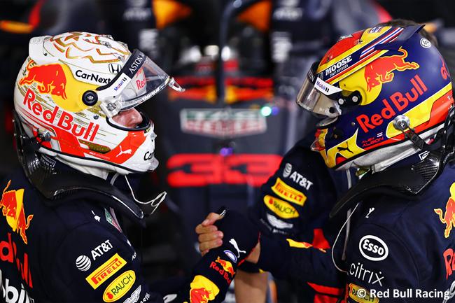 Max Verstappen - Red Bull - Carrera - Gran Premio Bahréin - 2020