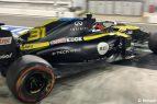 Esteban Ocon - Renault - Entrenamientos Libres - Gran Premio Abu Dhabi - 2020