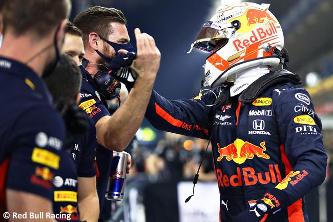 Max Verstappen - Red Bull Racing - Clasificación - Gran Premio Abu Dhabi - 2020