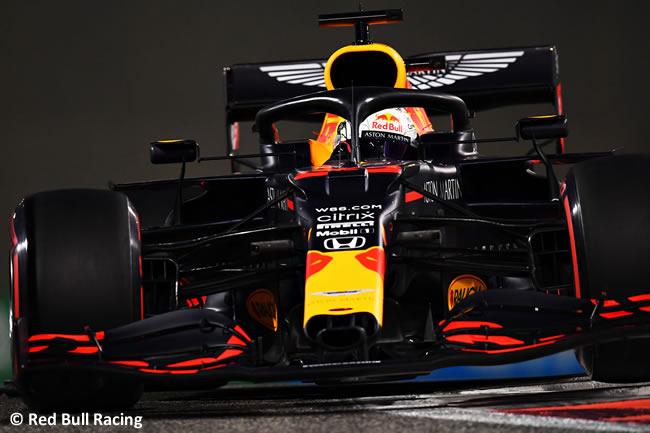 Max Verstappen - Red Bull - Entrenamientos Libres - Gran Premio Abu Dhabi - 2020