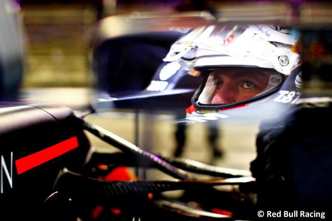 Max Verstappen - Red Bull - Entrenamientos Libres - Gran Premio Sakhir - 2020