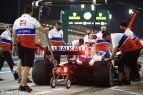 Haas - Entrenamientos- GP Bahréin 2021