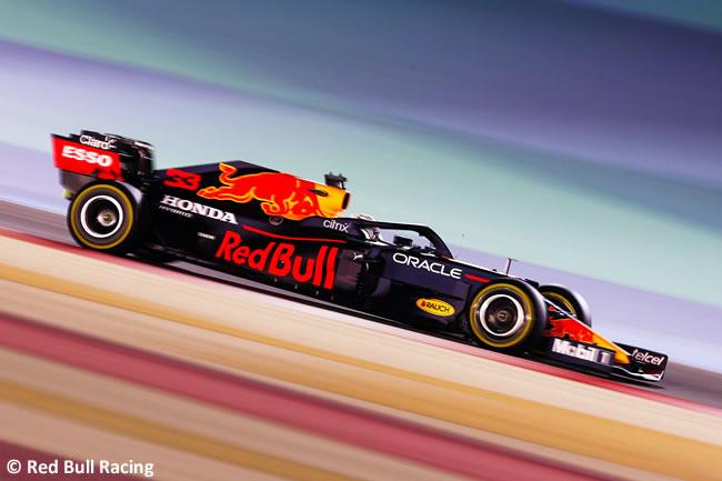 Max Verstappen - Red Bull - Clasificación - GP Bahréin 2021