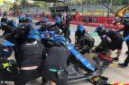 Fernando Alonso - Alpine - Entrenamientos Libres 2 - FP2 - GP Emilia Romaña 2021
