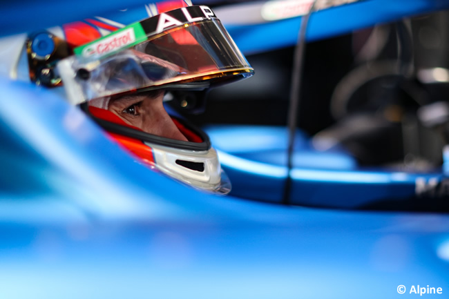 Esteban Ocon - Alpine - Clasificación - GP Portugal 2021