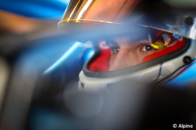 Esteban Ocon - Alpine - Entrenamientos Libres 2 - FP2 - GP España Barcelona - Montmeló 2021