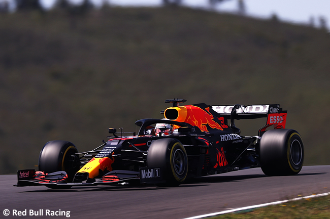 Max Verstappen - Red Bull - Clasificación - GP Portugal 2021