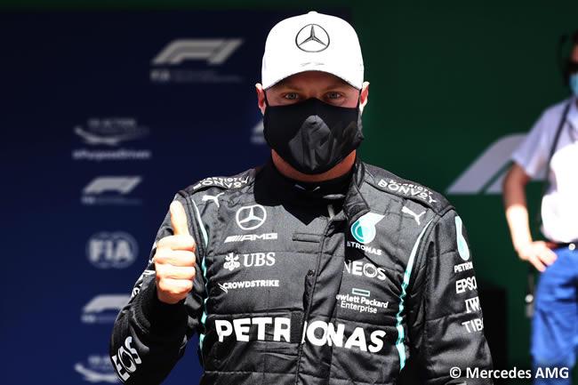 Valtteri Bottas - Mercedes - Clasificación - GP Portugal 2021