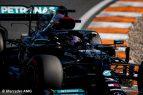 Lewis Hamilton - Mercedes - Clasificación - GP Países Bajos 2021