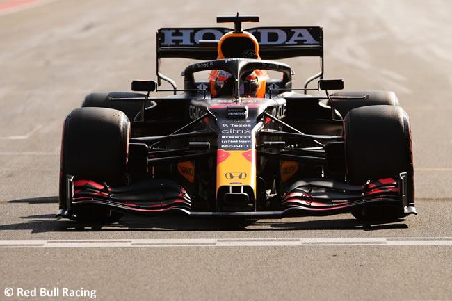Max Verstappen - Red Bull - Clasificación - GP Países Bajos 2021